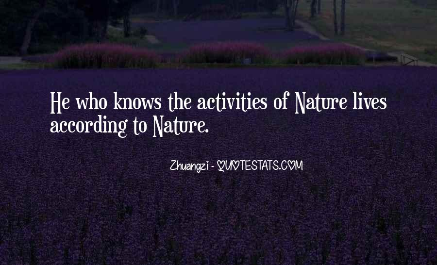 Quotes About Life Nature #87752