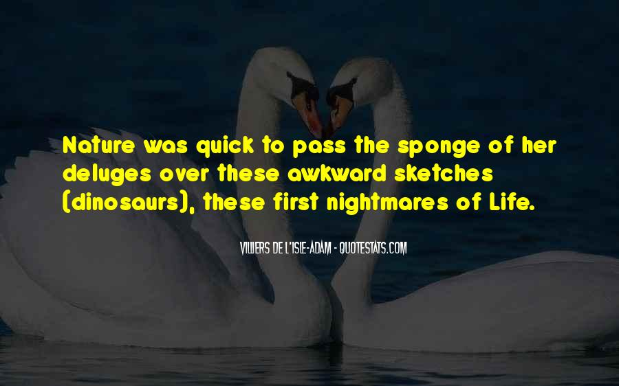 Quotes About Life Nature #90311
