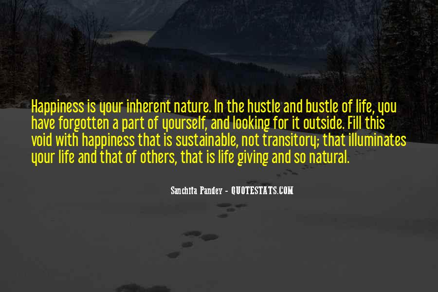 Quotes About Life Nature #9563