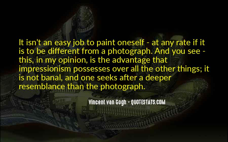Quotes About Impressionism #431723