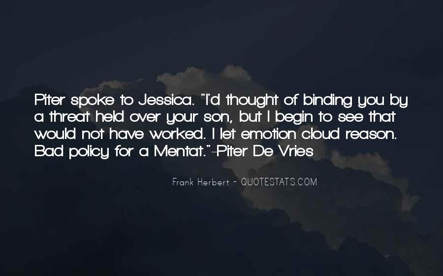 Quotes About Emotion Over Reason #1193199