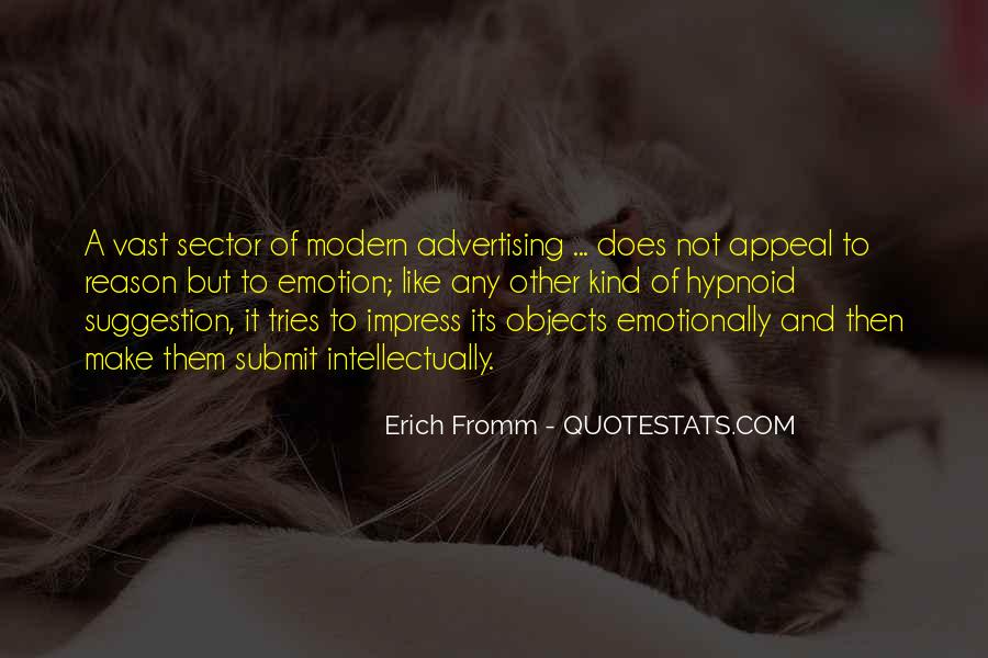 Quotes About Emotion Over Reason #13194
