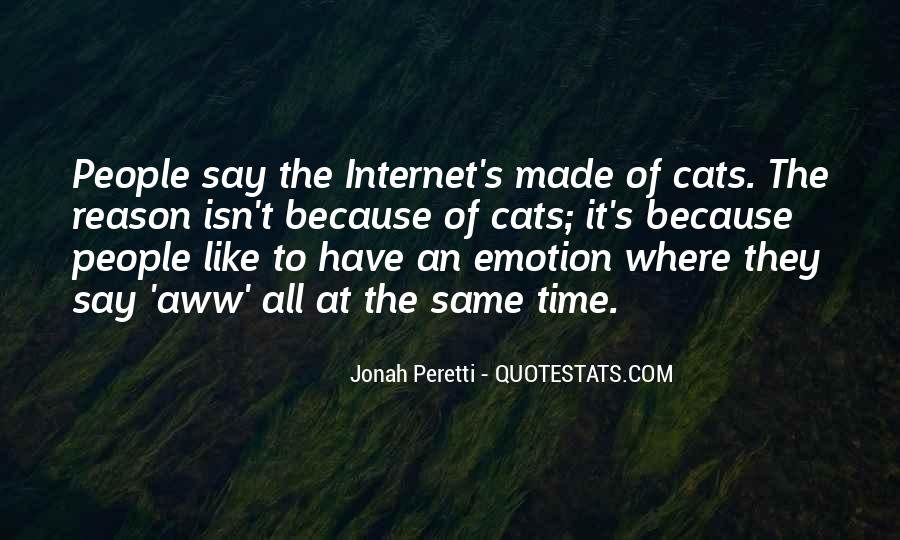 Quotes About Emotion Over Reason #242921