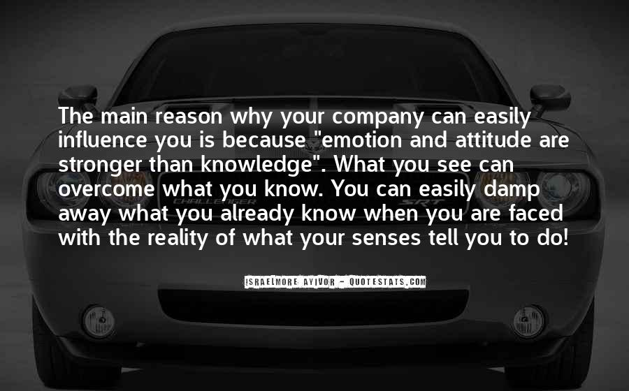 Quotes About Emotion Over Reason #247731