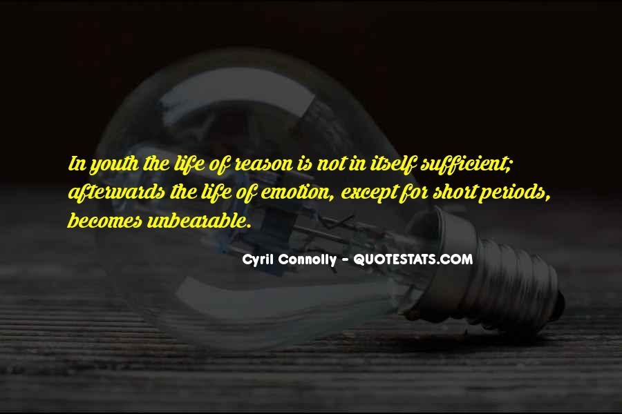 Quotes About Emotion Over Reason #421594