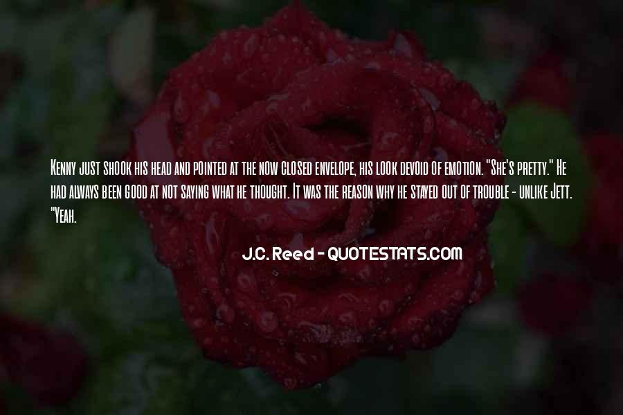 Quotes About Emotion Over Reason #51461