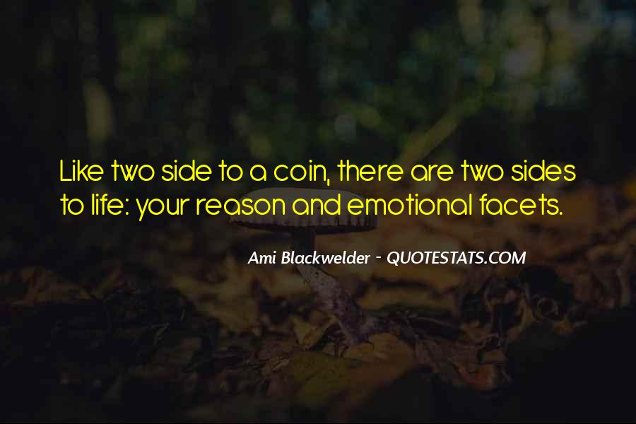Quotes About Emotion Over Reason #9438