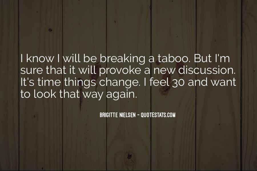 Quotes About Change And Breaking Up #1102248
