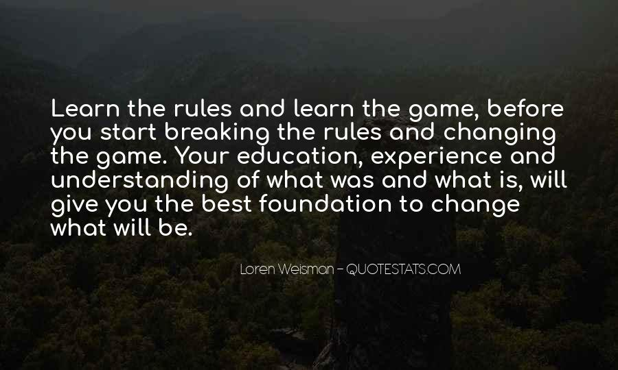 Quotes About Change And Breaking Up #1454568