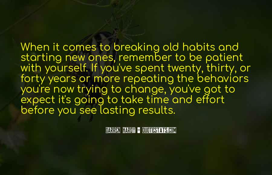Quotes About Change And Breaking Up #48655
