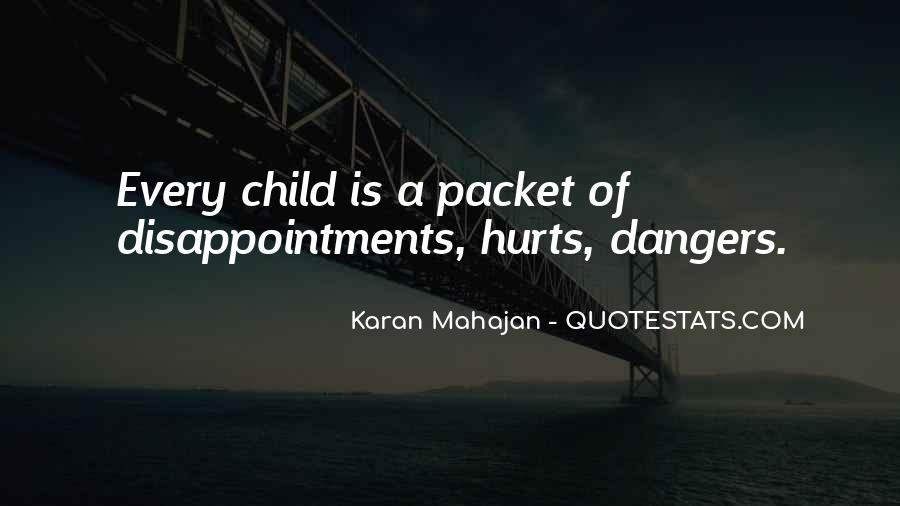 Quotes About When Your Child Hurts You #453259