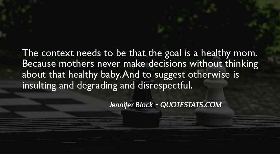 Quotes About Natural Birth #118966