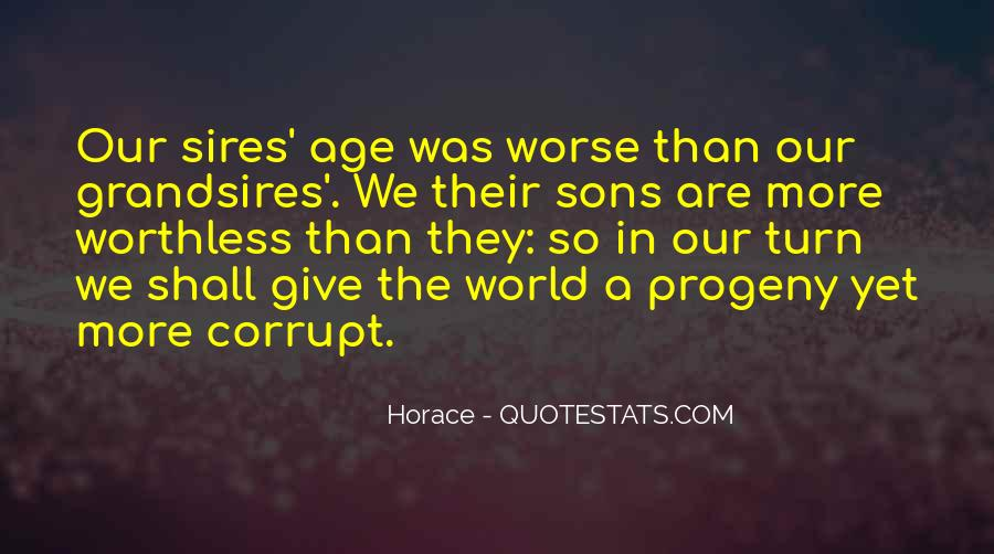 Quotes About Our Sons #1186516