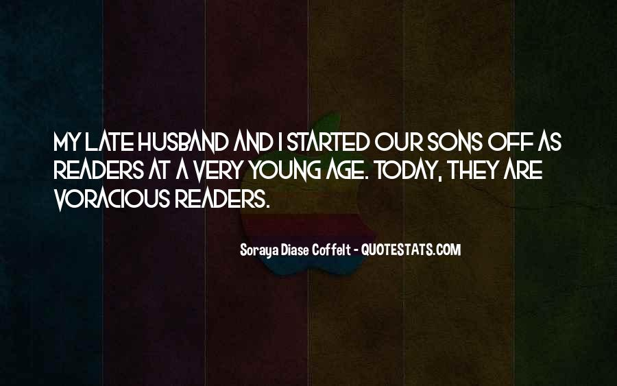 Quotes About Our Sons #875931