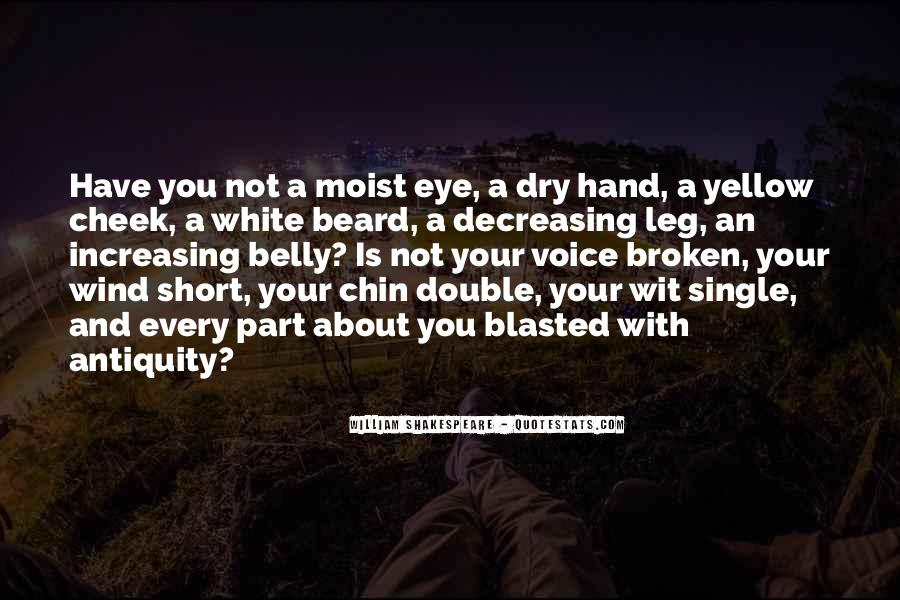 Quotes About Dry Wit #89125