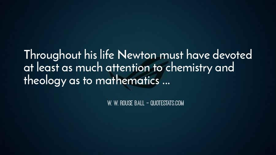 Quotes About Mathematics And Life #1121133
