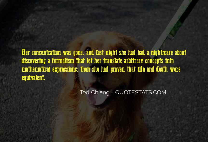 Quotes About Mathematics And Life #1374956