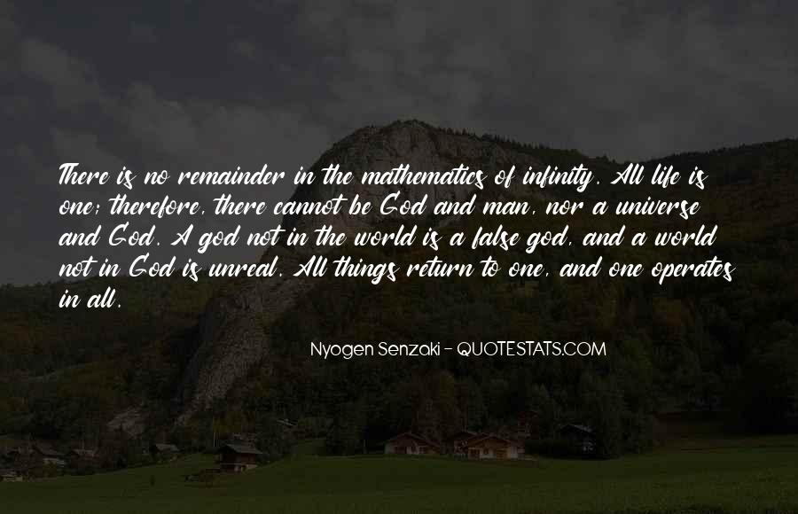 Quotes About Mathematics And Life #316129