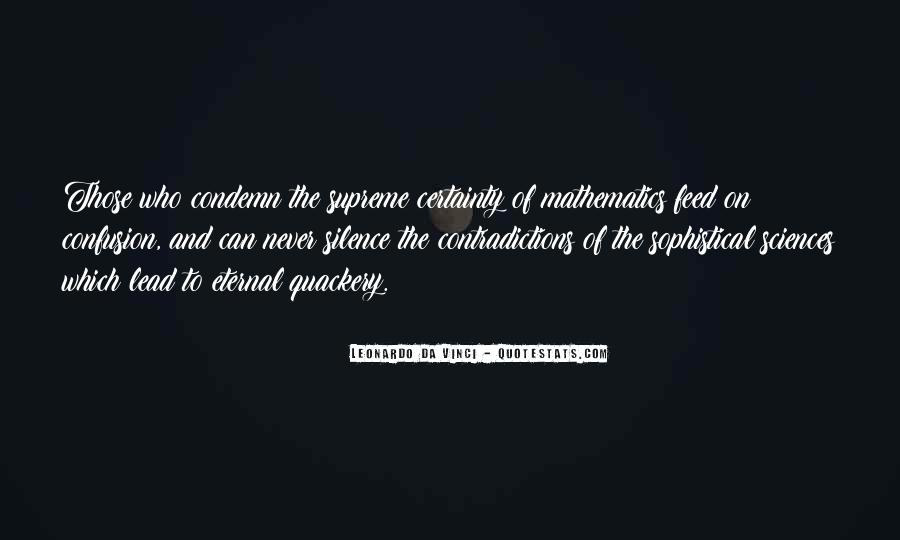 Quotes About Mathematics And Life #328013