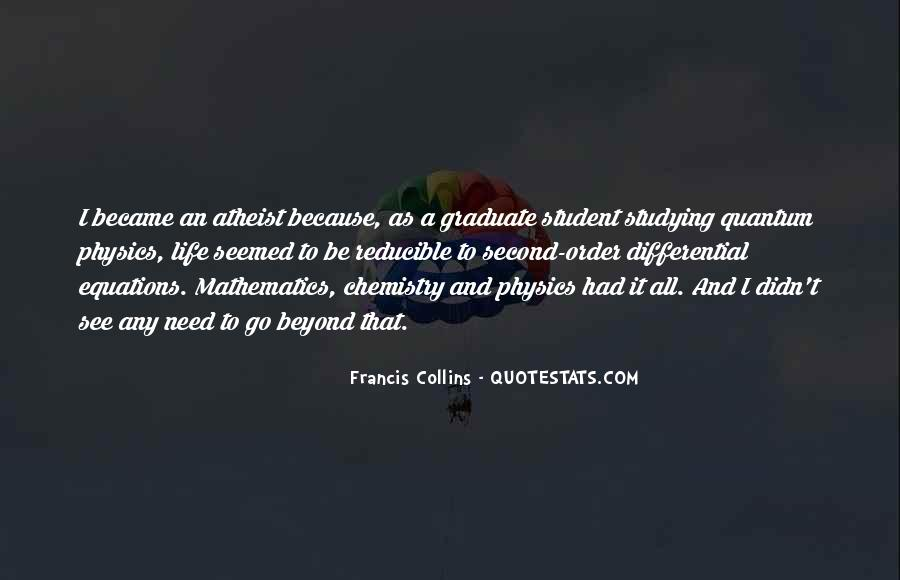 Quotes About Mathematics And Life #866461