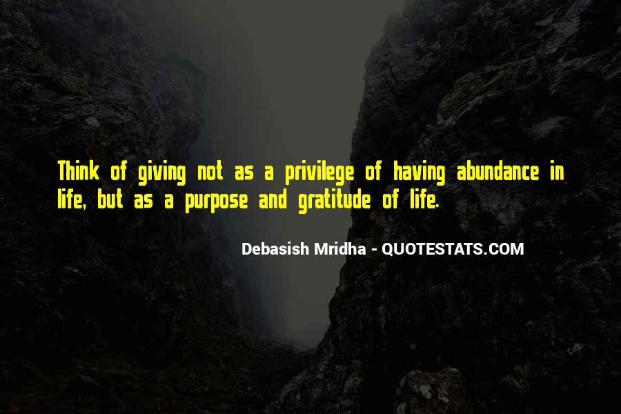 Quotes About Not Having A Purpose In Life #107610