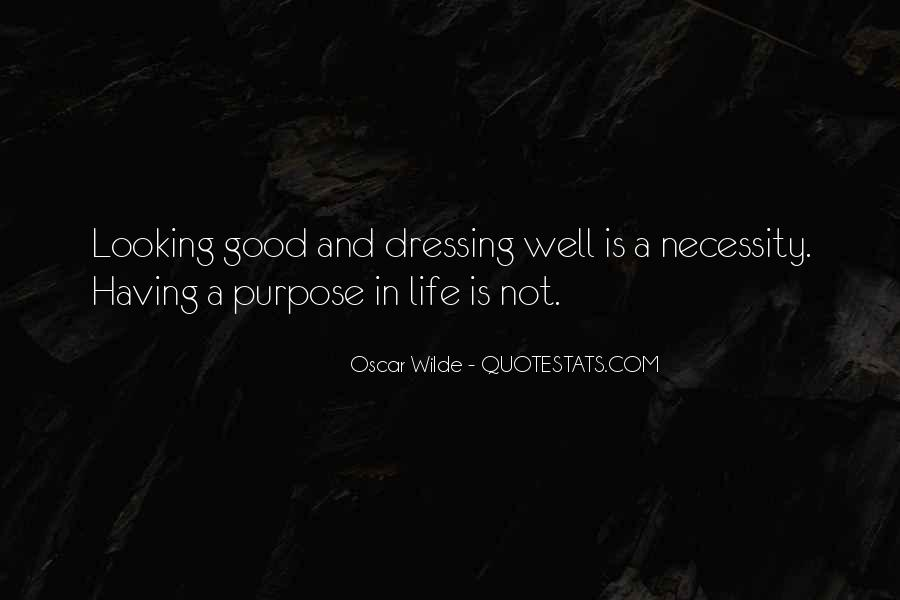 Quotes About Not Having A Purpose In Life #1131231
