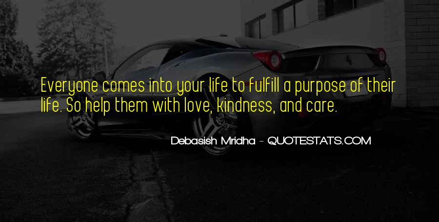 Quotes About Not Having A Purpose In Life #13512