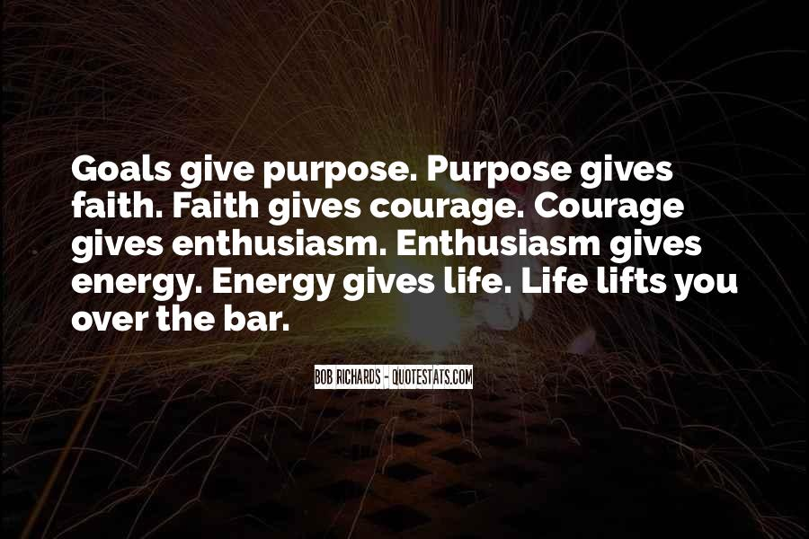 Quotes About Not Having A Purpose In Life #8075
