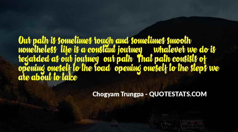 Quotes About A Rough Life #1675499