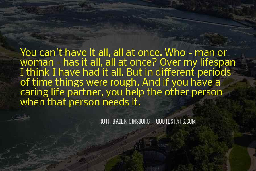 Quotes About A Rough Life #256043