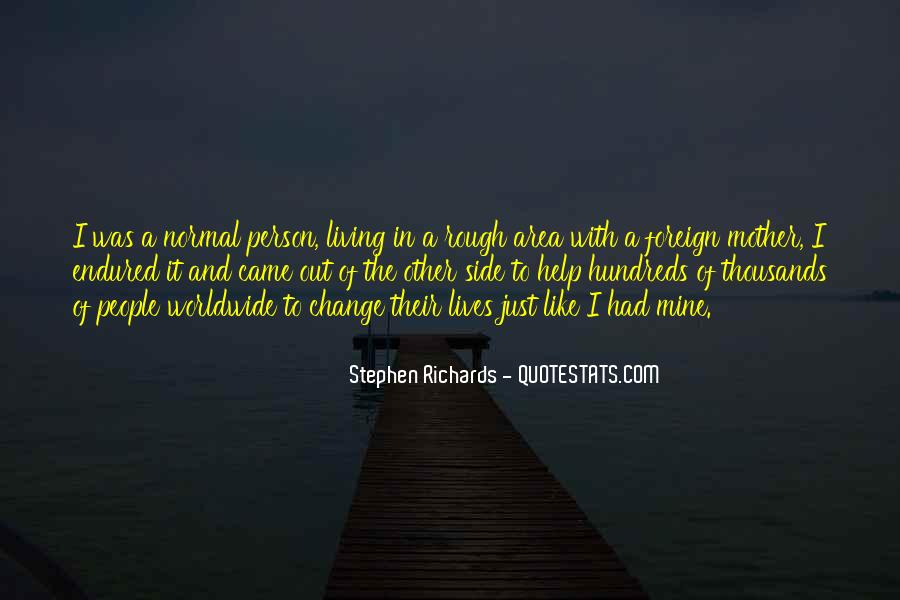 Quotes About A Rough Life #930969