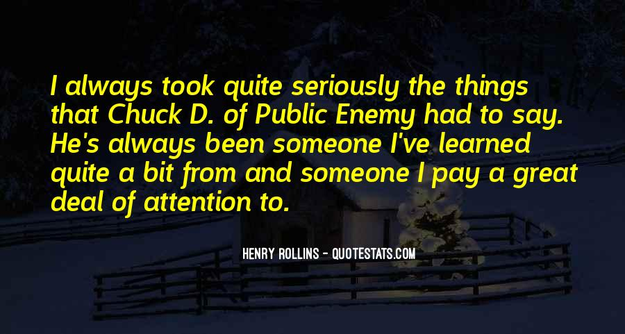 Quotes About Filthy Money #278055