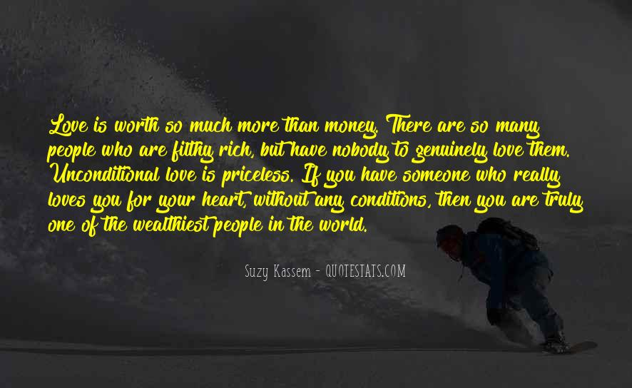 Quotes About Filthy Money #554275