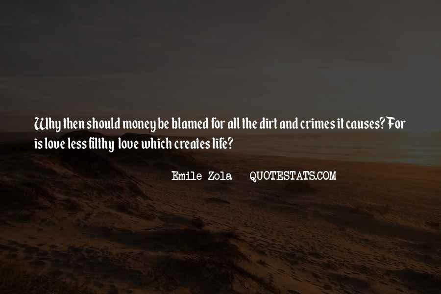 Quotes About Filthy Money #98962