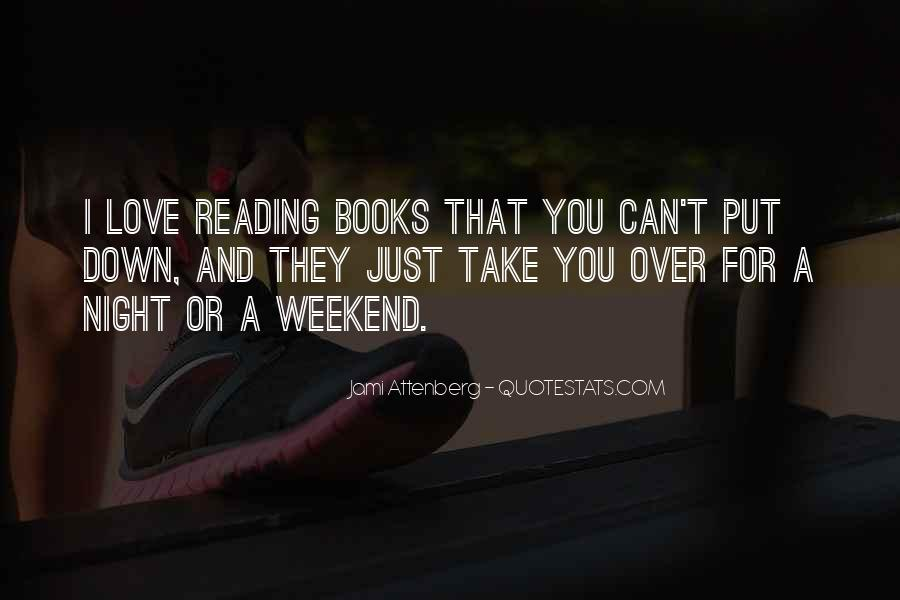 Quotes About Reading T #109163