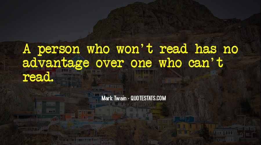 Quotes About Reading T #20916