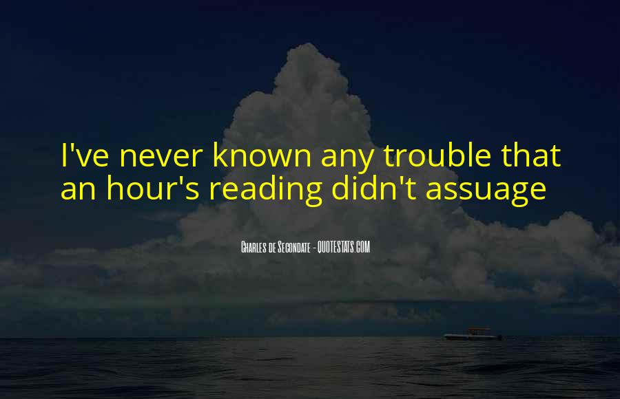 Quotes About Reading T #52340