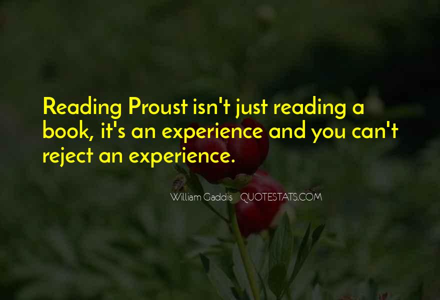 Quotes About Reading T #68912