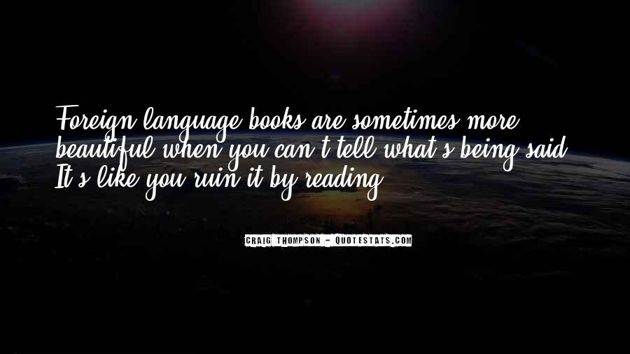 Quotes About Reading T #69239