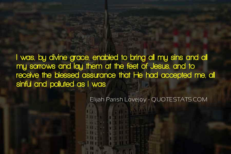 Quotes About Blessed Assurance #1728185
