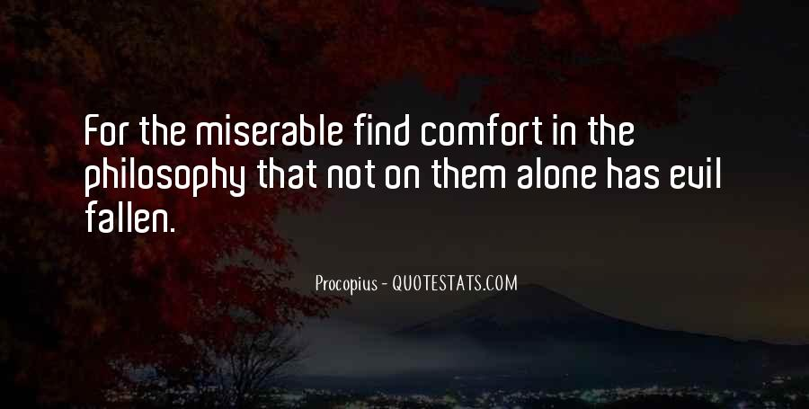 Quotes About Misery Loves Company #332010