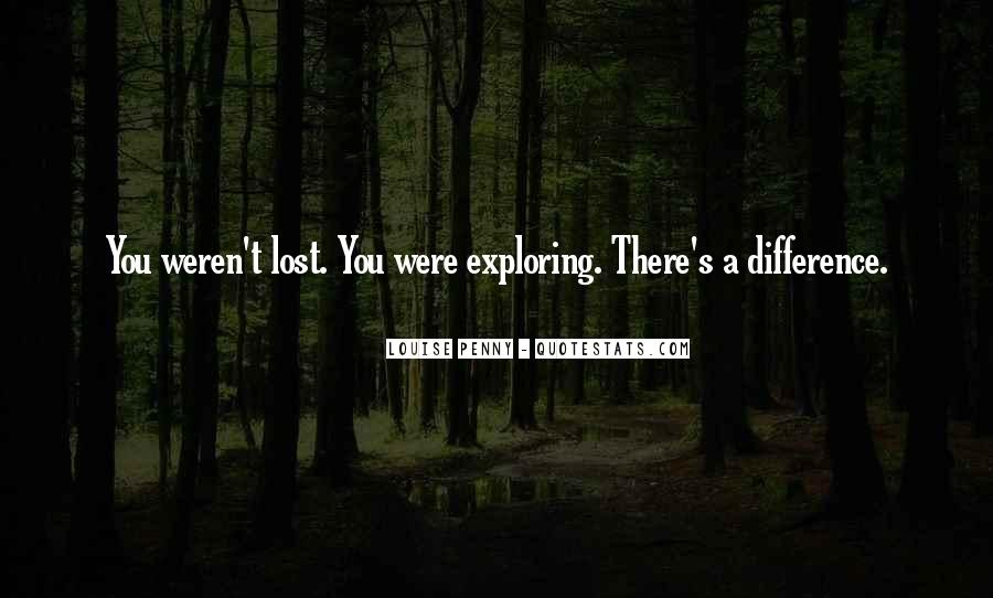 Quotes About Exploring #233463