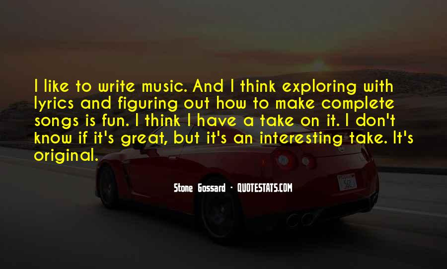 Quotes About Exploring #56186