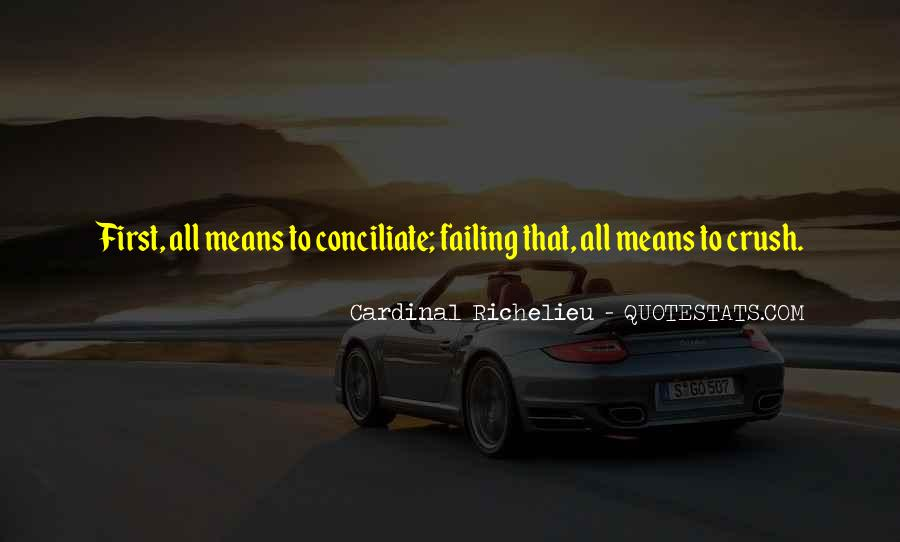 Quotes About Richelieu #1003085