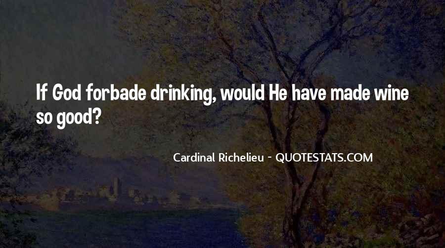 Quotes About Richelieu #1186520