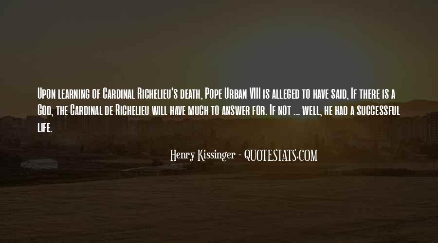 Quotes About Richelieu #1242784