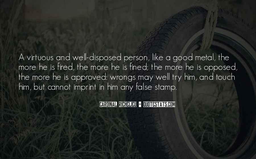 Quotes About Richelieu #1328298