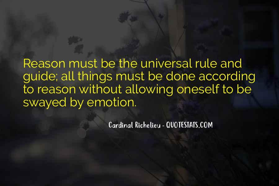 Quotes About Richelieu #1609707