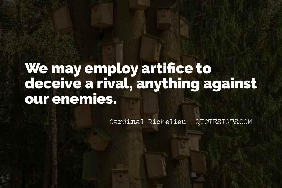 Quotes About Richelieu #1620994