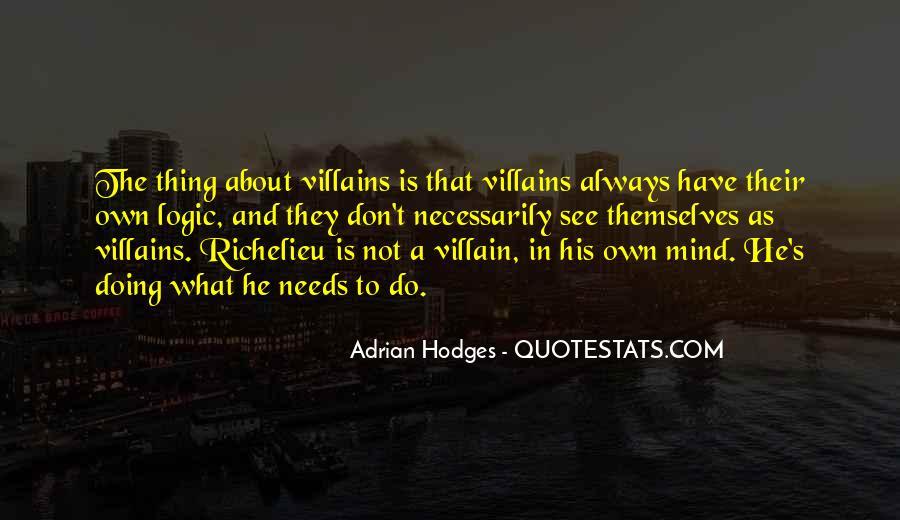 Quotes About Richelieu #1809713